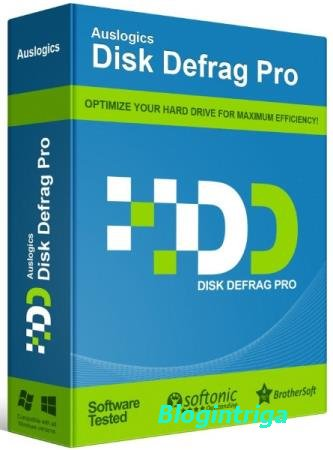 Auslogics Disk Defrag Pro 9.4.0.1 RePack & Portable by TryRooM