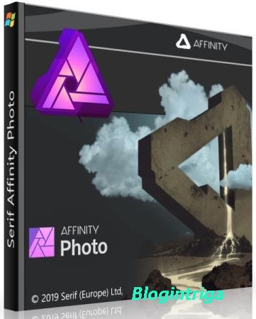 Serif Affinity Photo 1.8.2.620 RePack by KpoJIuK + Content