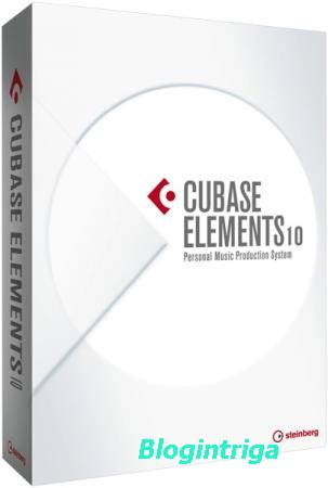 Steinberg Cubase Elements 10.5.12 Build 123