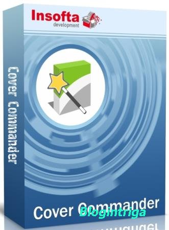 Insofta Cover Commander 6.0.0 RePack & Portable by TryRooM