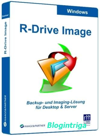 R-Drive Image 6.3 Build 6300 RePack & Portable by TryRooM