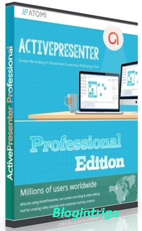 ActivePresenter Professional Edition 8.0.5