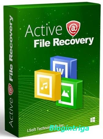 Active File Recovery 20.0.0
