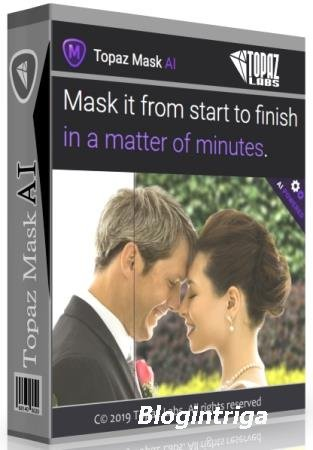 Topaz Mask AI 1.2.0 RePack & Portable by TryRooM