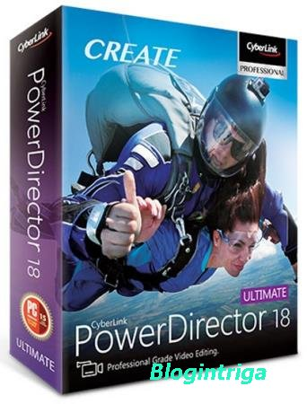 CyberLink PowerDirector Ultimate 18.0.2725.0 + Rus