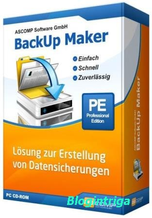 BackUp Maker Professional 7.501