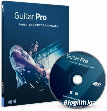 Guitar Pro 7.5.4 Build 1799 + Soundbanks