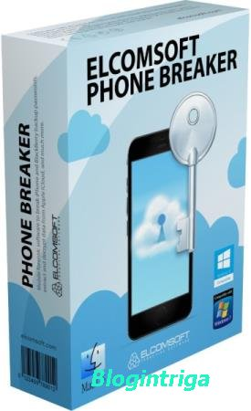 ElcomSoft Phone Breaker Forensic Edition 9.50.36318