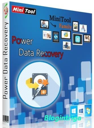 MiniTool Power Data Recovery 8.8 RePack & Portable by elchupakabra