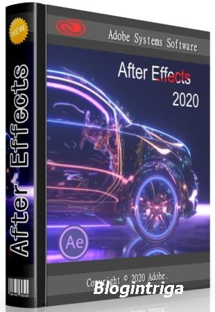 Adobe After Effects 2020 17.1.0.72 RePack by KpoJIuK