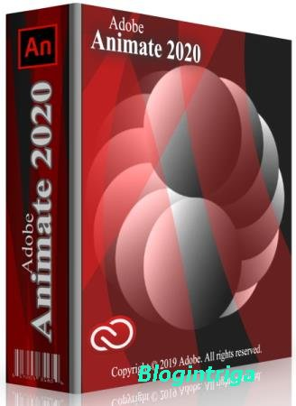 Adobe Animate 2020 20.5.0.29329 RePack by KpoJIuK