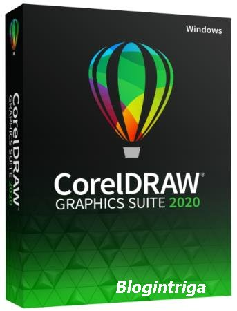 CorelDRAW Graphics Suite 2020 22.1.0.517 RePack by KpoJIuK