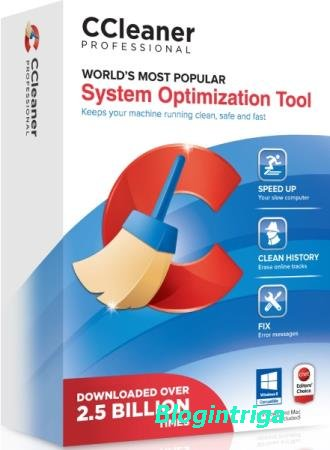 CCleaner 5.68.7820 Free / Professional / Business / Technician Edition RePack & Portable by KpoJIuK