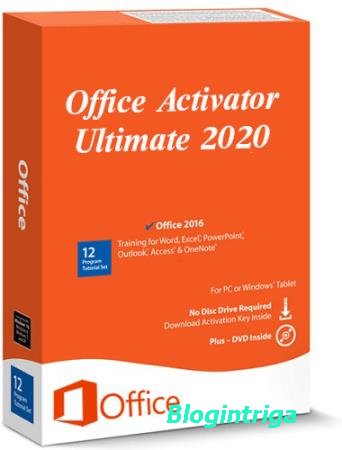 Office Activator Ultimate 2020 1.1