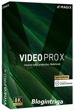 MAGIX Video Pro X12 18.0.1.80 RePack by PooShock