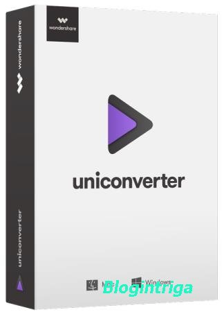 Wondershare UniConverter 12.0.1.2