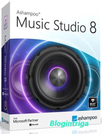 Ashampoo Music Studio 8.0.1.6 Final