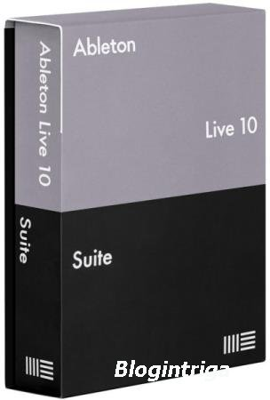 Ableton Live Suite 10.1.18