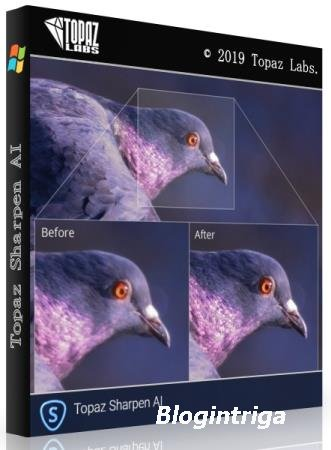 Topaz Sharpen AI 2.1.5 RePack & Portable by TryRooM