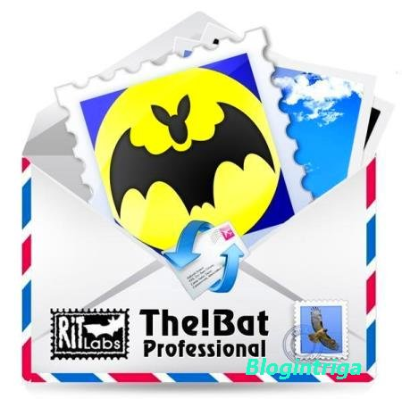The Bat! Professional 9.2.3 RePack by KpoJIuK