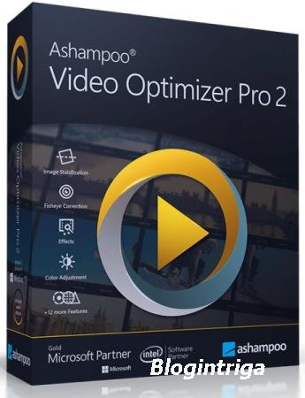 Ashampoo Video Optimizer Pro 2.0.1 RePack & Portable by TryRooM