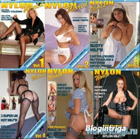 Nylons World (Порножурналы)