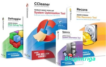 CCleaner Professional Plus 5.72 Final