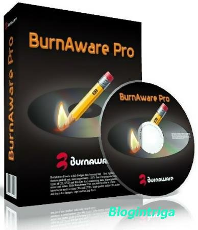 BurnAware Professional 13.8 Final