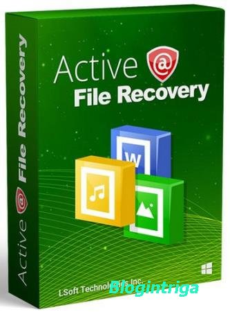 Active File Recovery 20.1.1