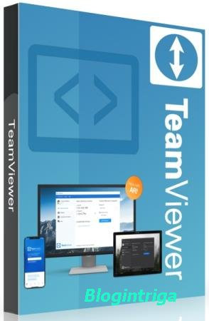 TeamViewer 15.11.6 Final + Portable