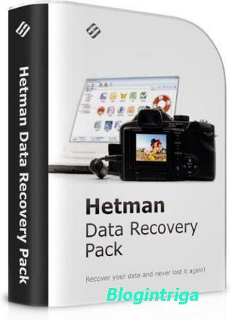 Hetman Data Recovery Pack 3.1 Unlimited / Commercial / Office / Home