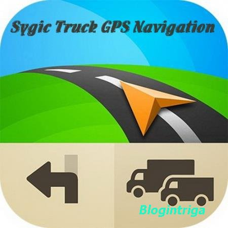 Sygic Truck GPS Navigation 20.5.2 build 2372 [Android]