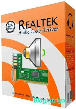 Realtek High Definition Audio Driver 6.0.9057.1 WHQL