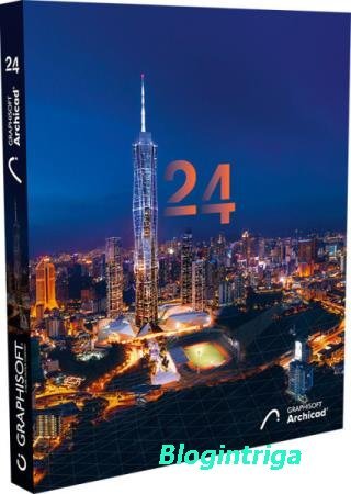 GraphiSoft ArchiCAD 24 Build 4018