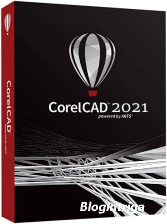 CorelCAD 2021.5 Build 21.1.1.2097 RePack by KpoJIuK
