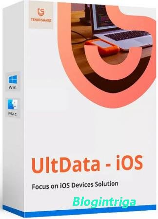 Tenorshare UltData for iOS 9.4.4.2